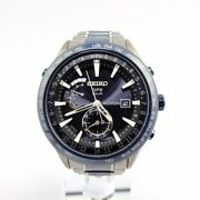 Seiko Astron Sbxa019 7x52-0af0 Solar Gps Menand039s Watch From Japan [b0615]