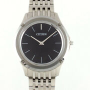Citizen Eco Drive One Ar5000-50e 8826-t022812 Solar Men Watch From Japan [b0615]