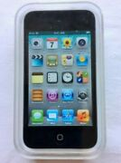 Boxed Apple Ipod Touch 8gb 4th Generation - Black Mc540ll/a