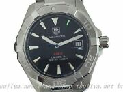 Tag Heuer Aqua Racer Way 2 116 Air-k Menand039s Watch From Japan [b0617]