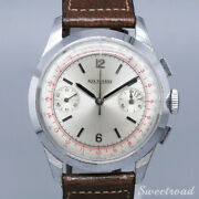 Richard Silver Dial Baljou 7730 Chronograph 1960s Menand039s Watch From Japan [b0618]
