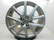 09-11 Mazda Rx8 Wheel 19x8 Alloy R3 Package 10 Spoke See Pics