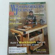 Woodworkers Journal July/august 1998 Volume 22 Number 4
