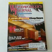 Woodworkers Journal May/june 2004 Volume 28 Number 3  009281021230