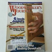 Woodworkers Journal March/april 2001 Volume 25 Number 2  074470021230