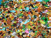 1000 Lego Huge Lot Of Rare Utensils Accessories Cups Bowls Guitar For Minifigs
