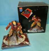 The Marvel Classic Collection Wolverine Figurine Statue Collector Series