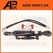Cat 1 Hydraulic Top Link 465-640mm For Ford Kubota Iseki Yanmar Compact Tractor