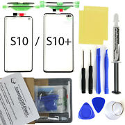 For Samsung Galaxy S10/s10 Plus Front Glass Screen Replacement Loca Glue Tools