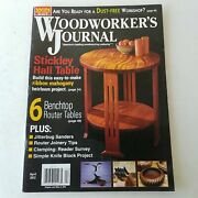 Woodworkers Journal April 2012 Volume 36 Number 2  071658021235