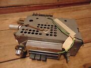 Vintage 1960and039s Chevrolet Car Truck Hot Rod Rat Rod Radio - For Parts-restore