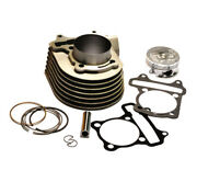158cc High Performance Cylinder Kit For 125cc And 150cc Gy6 Scooter Engine