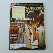 Woodworkers Journal July/august 2004 Volume 28 Number 4  009281021230