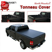 For 2017-2019 Honda Ridgeline Lock And Roll Up Soft Tonneau Cover