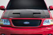 Carbon Creations Cvx Version 3 Hood For 97-03 F-150/f-250/97-02 Expedition