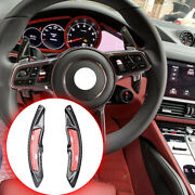 Steering Wheel Shift Paddle Shifter Pdk Extension For Porsche With Sport Button