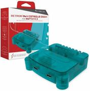 Hyperkin Retron S64 Console Dock For Switch Nintendo Switch New