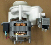 For General Electric Dishwasher Pump And Motor Assembly Od0586162ge630