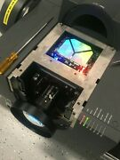 Sanyo Plc-xf1000 Lcd Projector 1024x768 12,000 Lumen With Road Case And Lens