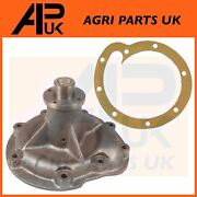 Water Pump 112mm Impeller For Case International Ih 884 885 895 985 995 Tractor