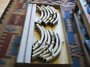 Military Surplus 5 Ton Truck M35 Uprights And Corners M939 M931 Army- -no Bows-