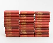 Works Of Charles Dickens 30 Volumes Illustrated Library Edition Chapman And Hall