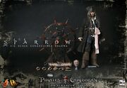 Hot Toys 1/6 Pirates Of The Caribbean Jack Sparrow Dx06