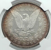 1885 United States Of America Silver Morgan Us Dollar Coin Eagle Ngc Ms I79592