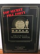 The U.n.c.l.e. Technical Manual, Volume 1, Glenn A. Magee, Man From Uncle
