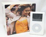 Boxed Open-box - Apple 60 Gb Ipod Photo From Hp - 4th Generation Ps493aaaba