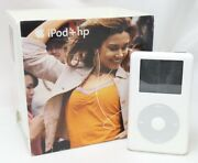 Open-box - Apple 60 Gb Ipod Photo From Hp - 4th Generation Ps493aaaba