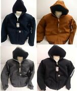 New 103940 Formerly-j140 Duck Active Jacket [dssm-140-bx15]