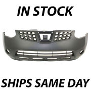New Primered - Front Bumper Cover Fascia For 2008 2009 2010 Nissan Rogue Suv