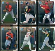 2015 Bowman Chrome Prospects Series 2 Bcp-151 - Bcp-250 - Pick Your Player