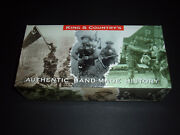 King And Country Dd32 Us 3rd Infantry 88mm Mortar Gun Team Metal Toy Soldier Set