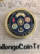 Admiral William Mcraven Socom Commander Special Operations Real Challenge Coin