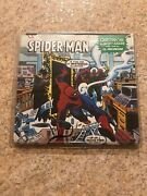Spider-man 1984 Very Rare Commodore 64/128 Complete 5.25 Floppy Disk Spiderman