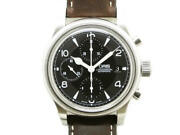 Oris Bc Oscar Bieder Limited To 300 Ss Chronograph At Menand039s Watch Used [b0721]