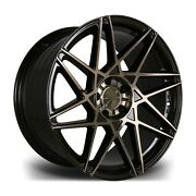 19andrdquo Brze Rf2 Alloy Wheels Fit Mazda Rx7 Rx8 5x114 Only