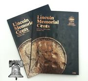 Whitman Album Cent Nickels Dimes Quarters Half Silver Dollar Collection Combo