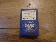 Tillotson Main Fuel Jet With Gasket .049 011765 Vintage Outboard New Old Stock