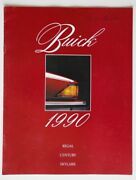 Buick Regal Century 1990 Dealer Brochure - French - Canada - St1002000918