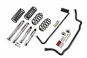 Belltech Performance Suspension Kit 05-14 Ford Mustang 1.4 F/1.4 R Drop