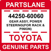44250-60060 Toyota Oem Genuine Gear Assy Power Steeringfor Rack And Pinion