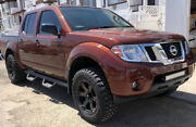 05-21 For Nissan Frontier Crew Cab Side Steps Hoop Rails Running Boards Bars