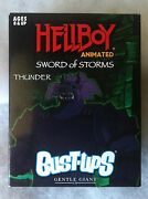 Hellboy Animated Sword Of Storms Thunder Bust-ups Gentle Giant New Sealed Up