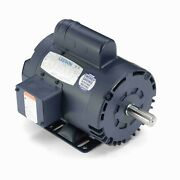 Leeson 120044.00 Electric Motor 1hp 1740rpm Dp 143t 115/208-230v Single Phase
