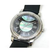 And Co. Mark Diamond Bezel Quarts Stainless Steel Womenand039s Watch [b0801]