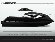 Ipd Gh Design Race Number Plate Kit For 1996 And Up Yamaha Superjet