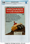 Neil Armstrong Collection Apollo 11 1968 Magazine Ngc Cag Certified